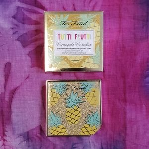 🍍🌴 NWT Pineapple Paradise Bronzer & Highlighter